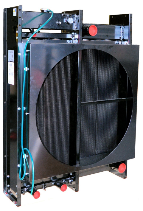 Bearward complete cooling pack