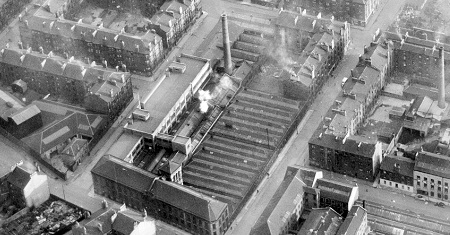 1952 Historic Factory photograph