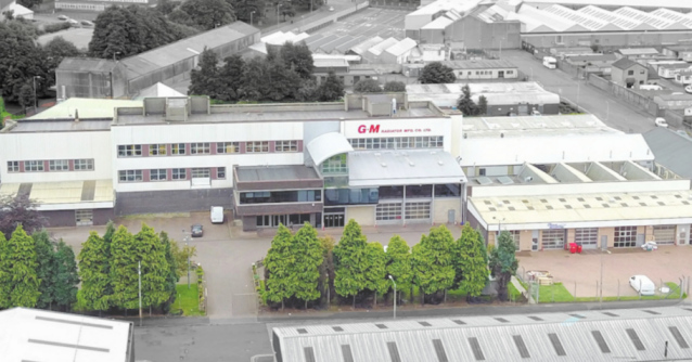 G&M Radiator Head Office Factory premises