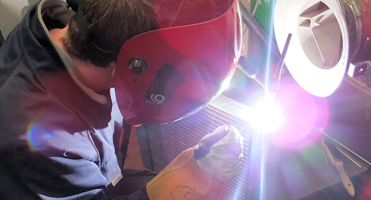 Fully Qualified & Certified Welders
