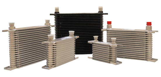 Plate Oil Coolers