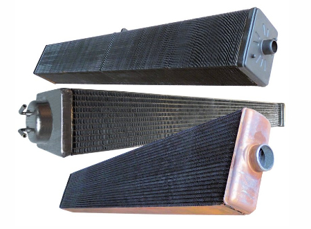 Heat Exchanger Sections Bearward Caterpillar