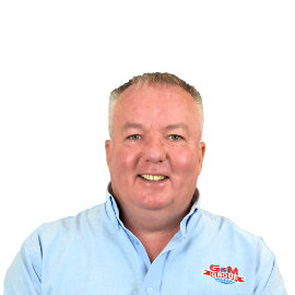 Peter Thornton G&M Radiator Industrial Sales Manager